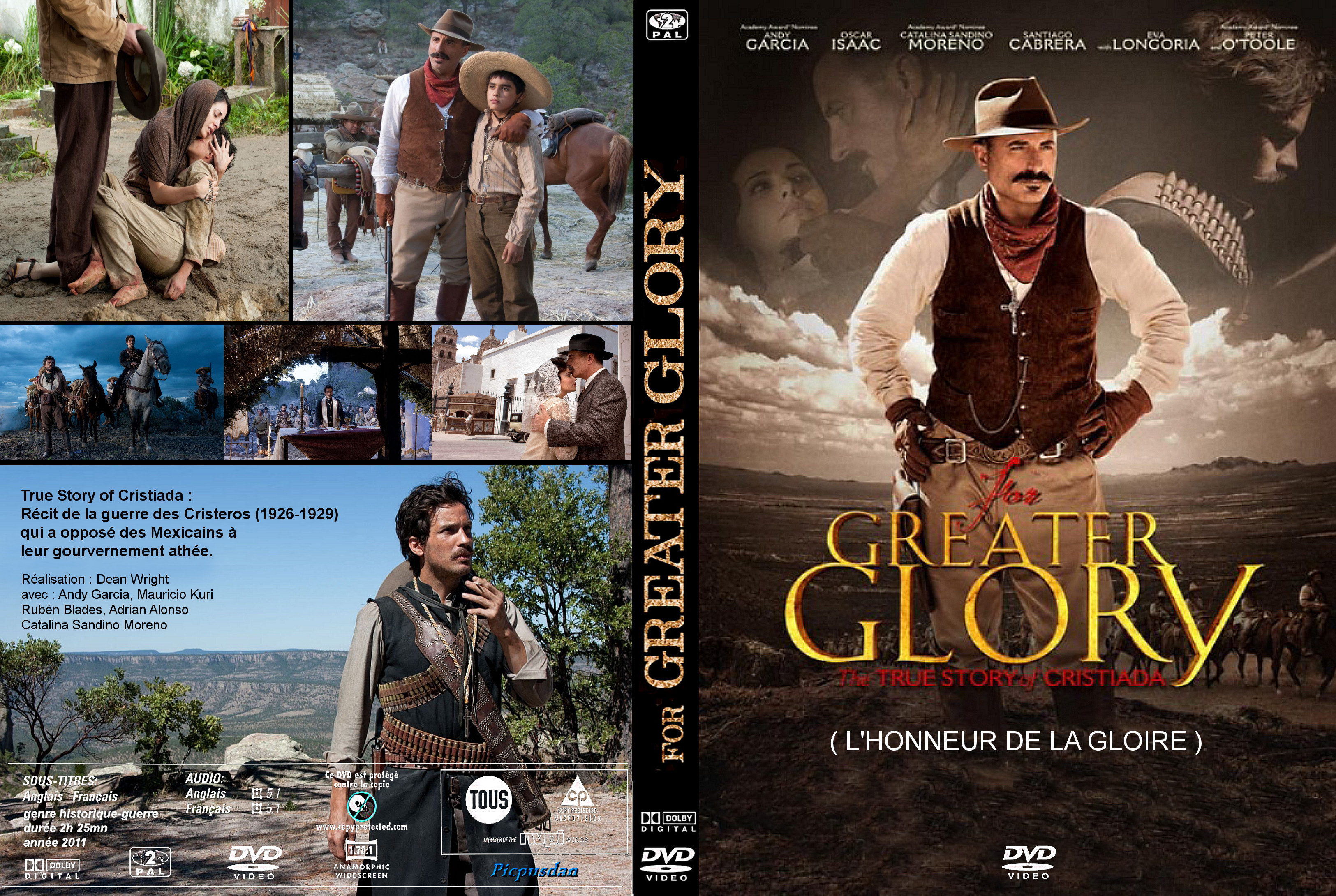 for greater glory free movie