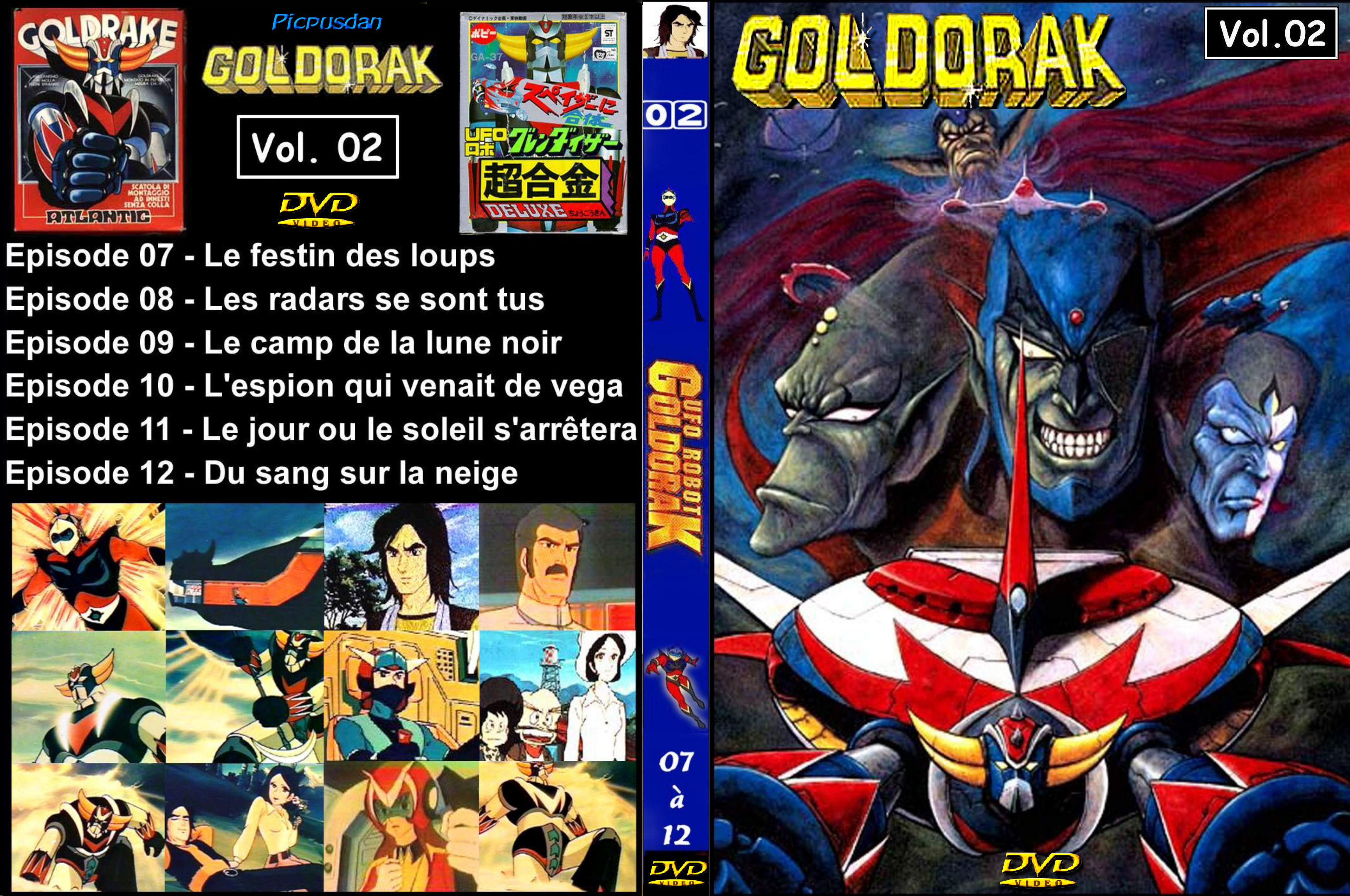 goldorak episode 10
