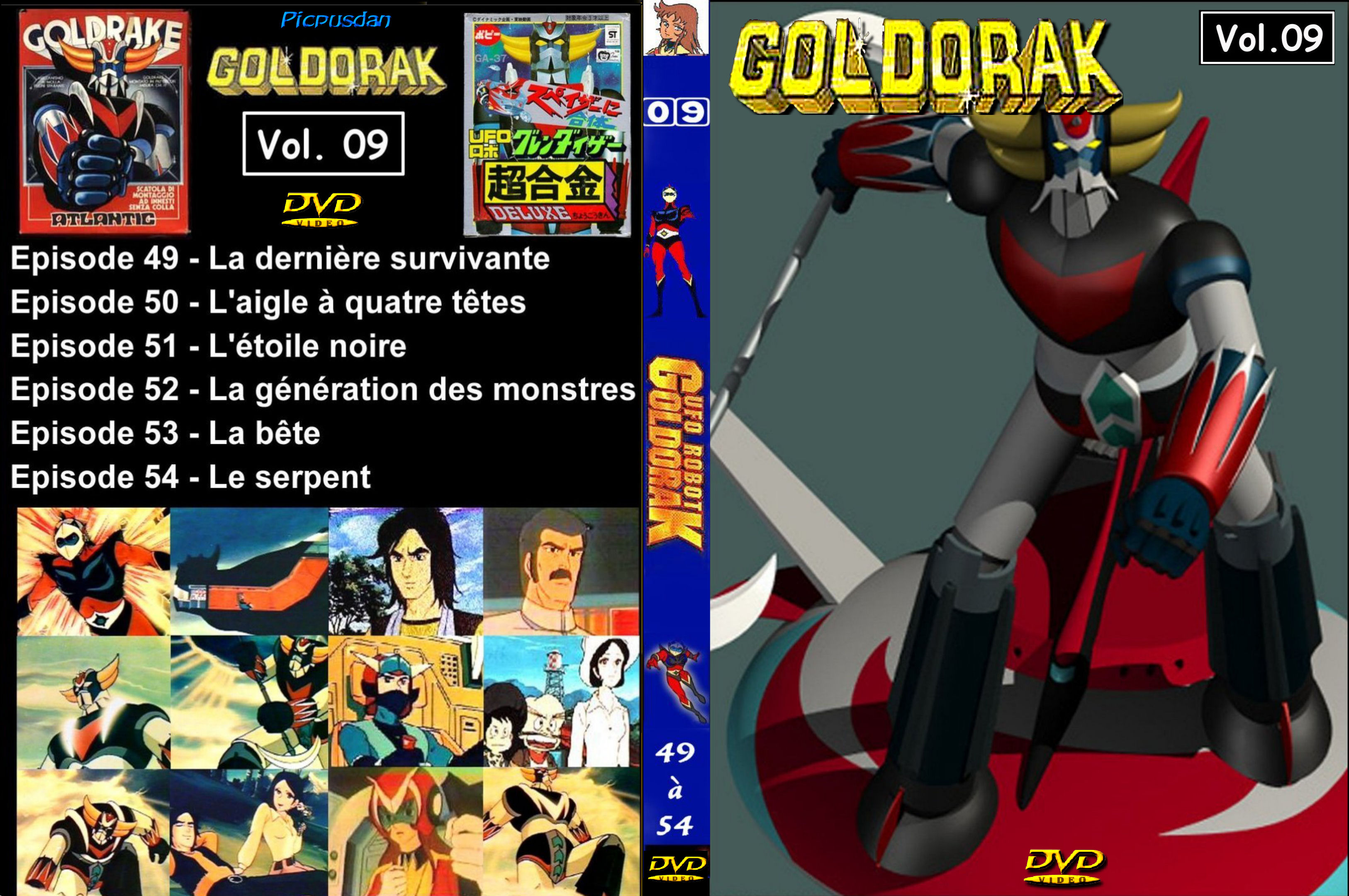 goldorak episode 49